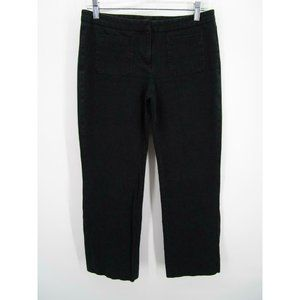 Express Stretch Low Rise Straight Cropped Jeans
